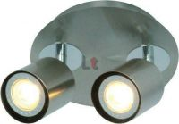 - Action Spot Cone LED RVS 2 lichts