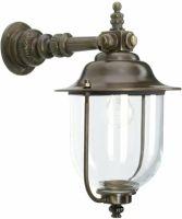 K&S verlichting - KS Verlichting | Buitenlamp Lindau L | Brons