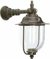 K&S verlichting - KS Verlichting | Buitenlamp Lindau XL | Brons
